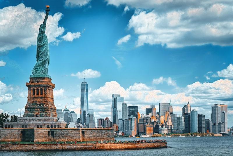 New York Statue Liberté